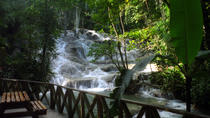 Dunn's River Falls and Ocho Rios Shopping Tour from Runaway Bay, Runaway Bay, null