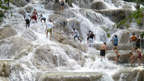 Dunn's River Falls et Luminous Lagoon Tour de Montego Bay et Grand Palladium, Montego Bay, Visites ...