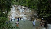 Dunn's River Falls et Ocho Rios Shopping Tour de Montego Bay et Grand Palladium, Montego Bay, ...