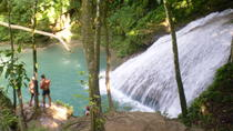 Montego Bay Landausflug: Blue Hole und Secret Falls Express sowie Shopping, Montego Bay, Ports of Call Tours