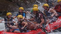 Rafting in The Sarapiqui River Class II - III, San Jose, White Water Rafting