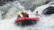 Rafting in The Sarapiqui River Class III - IV, San Jose