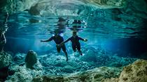 Dos Ojos Cenote Private Tour with Mayan lunch, Playa del Carmen, Scuba Diving