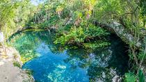 Private Snorkeling Tour in 2 Cenotes with Mayan lunch, Playa del Carmen, Private Sightseeing Tours