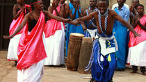 Traditional Drumming and Dancing Class in Rwanda, Kigali