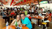 Singapore Hawker Center Food Tasting Tour and Neighbourhood Discovery Experience with Hotel...