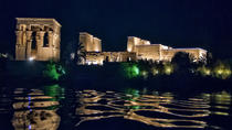 Aswan Philae Temple Sound und Light Show mit privaten Hotel oder Port Transfers, Aswan