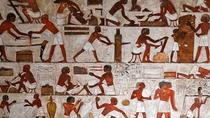 Day Tour to Ramesseum and Habu temple and Valley of the Nobles, Luxor, Private Sightseeing Tours