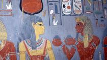 Tour to the Valley of the Kings and Queens with Late Lunch, Luxor