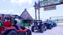 Cozumel Buggy Tour with Snorkeling and Ferry Transfer from Riviera Maya, Cancun, 4WD, ATV &...