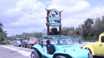Dune Buggy Adventure in Cozumel with Ferry Ride from Playa del Carmen, Playa del Carmen, Ziplines