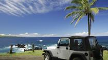 Jeep Tour and Snorkel in Cozumel from Playa del Carmen, Playa del Carmen, 4WD, ATV & Off-Road Tours
