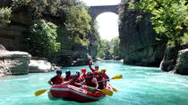 Whitewater Rafting Trip in Koprulu Canyon National Park, Antalya