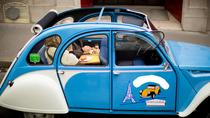 Paris Gourmet Tour in a 2CV: 4 hours, Paris, Private Sightseeing Tours