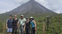 2-in-1 Arenal Volcano Combo Tour: Volcano Hike and Hot Springs, La Fortuna, Hiking & Camping