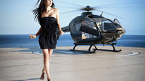 Helicopter, Cape Peninsula Private Day Tour and lunch from Cape Town, Cape Town, Helicopter Tours