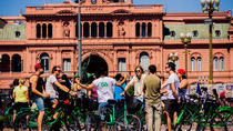 Buenos Aires, fietstour zuidelijk circuit inclusief 'Caminito', Buenos Aires, Bike & Mountain Bike Tours