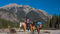 2-Day Sundance Overnight Backcountry Lodge Trip by Horseback, Banff, Horseback Riding