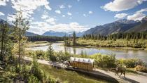 Covered Wagon or Horseback Ride in Banff with Western Cookout, Banff, Horseback Riding