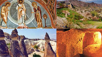 Tour of Highlights of Cappadocia with Lunch, Goreme, null
