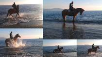 Horse Riding on Kalamata beach, Kalamata, Horseback Riding