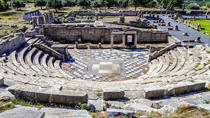 Private Half-Day Trip to Ancient Messene - Ithomi from Kalamata, Peloponnese, Private Sightseeing ...