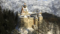 Private Day Trip to Peles and Dracula's Castle with Black Church Brasov from Bucharest, Bucharest, ...