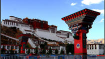 Day Tour to Visit Top 3 Highlights of Potala Jokhang and Barkhor Including Tibet Permits, Lhasa,...