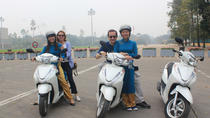 Hanoi City Tour half day by Motorbike with lunch, Hanoi, Motorcycle Tours
