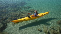 Cagliari 2-Hour Guided Kayak Tour from Poetto Beach, Cagliari, Kayaking & Canoeing