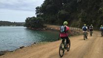 Waiheke Island Bike Tour Including Ziplining from Auckland, Auckland