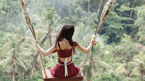 Bali Swing Tegalalang, Monkey Forest and Volcano Day Tours, Ubud, Attraction Tickets