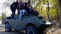 BRDM Driving, Kiev, 4WD, ATV & Off-Road Tours