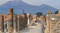 Full-Day Tour Vesuvius Herculaneum, Pompeii, Private Day Trips