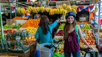 Santiago Local Life and Markets Small-Group Bike Tour, Santiago, Bike & Mountain Bike Tours