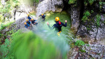 Bled Half Day Canyoning Aventure, Bled, Climbing