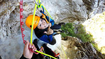 Great Emerald Adventure: Full Day Canyoning and White Water Rafting from Bled, Bled, White Water...