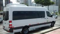 Arrival Transfer from Recife Airport to Porto de Galinhas - Muro Alto or Serrambi, Recife, Airport ...