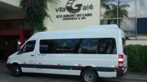 Departure Transfer from Cabo de Santo Agostinho to Recife Airport, Recife, Airport & Ground ...