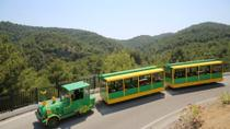 Butterfly Train in Rhodes, Rhodes, City Tours