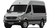 Private Limousine Transfer Treviso Airport to Venice City Center by MiniBus and Water Taxi up 8Pax, ...