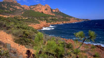 Private Round-Trip Transfer from Saint-Raphael to Antheor, Fréjus Saint-Raphaël, Private ...