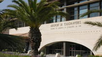 Private Transfer from Toulon Hyeres Airport to Antibes, Toulon