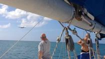 St Maarten Sail and Snorkel Adventure with Lunch, Philipsburg, Snorkeling
