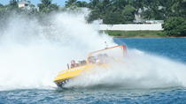 Thrill Boat Ride in St Maarten, Philipsburg, Jet Boats & Speed Boats
