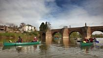 Full-Day Guided Canoe and Photography Safari in the Wye Valley from Monmouth, Pays de Galles