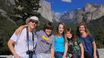 Privater Familien Fototag in Yosemite, Yosemite National Park, Custom Private Tours
