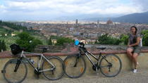 Florence Bike Tour with Visit to a Tuscan Villa and Light Lunch, Florence, Private Sightseeing Tours