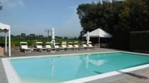 Swimming at a Tuscan Villa Including Light Lunch