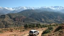 Private 4x4 High Atlas Adventure day trip from Marrakech, Marrakech, Private Sightseeing Tours
